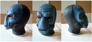 Cad Bane Mask 3 by WulWhite