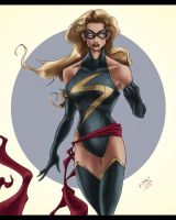 miss marvel by k-dart by k-d-art