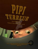Pipi Terreur Poster by MisSYosHi