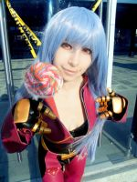 Kula Diamond Cosplay by MaryMagika