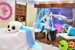 Takao's Room by gale015