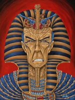 High Plains Pharaoh by ATLbladerunner