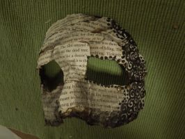 Burned Book Mask 2 by raena-nayrue