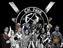 CM Punk Tribute by SevUK