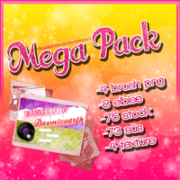 Mega Pack by doubleshine