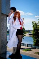 Steins Gate by diacita