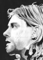 Kurt Cobain- King of Grunge by Wethinktoohard