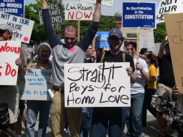 straight boys for homo love by livestock