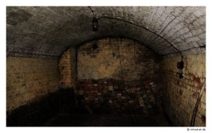 200 year old Cellar by d4rkii