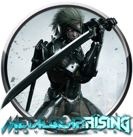 Metal Gear Rising - v2 by C3D49