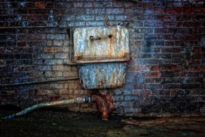 Industrial Sink by UrbanRural-Photo