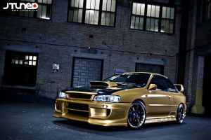 Golden by JDMOTO
