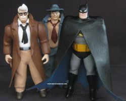 "Gotham City PD BTAS 4.5"" by guyman80"