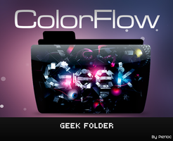 Colorflow Geek by pierloc