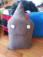 Alphonse Pillow by OddCurio