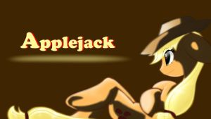 Applejack. 75% shade opacity. by Animeculture