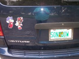 Sonadow Plate by SonicRemix
