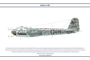 Ju 88 G-6 NJG2 1 by WS-Clave