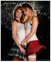 little wet schoolgirls by scottchurch