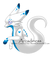 Baby Arcardiness Point Adoptable CLOSED by kim102