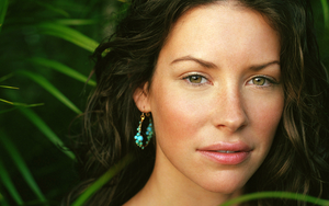 Evangeline Lilly Wallpaper 02 by Catsya
