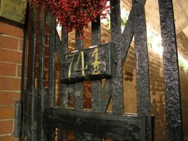 House Number 74.5 by SpasiantasticalMan