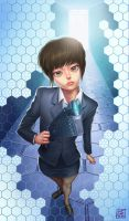 Psycho Pass by Ferlancer