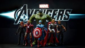 The Avengers - Group Shot by FordGT