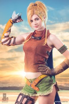 Rikku Final Fantasy X Cosplay! by AlysonTabbitha