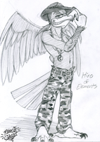 Request: Hiro of Elements by Pltnm06Ghost