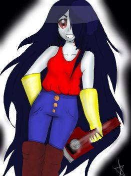 Marceline by SarahTheVamp