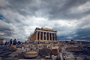 Parthenon.Greece. by Bunnis