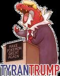Tyrantrump by Ry-Spirit