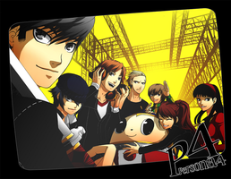 Persona 4 -- It's just that awesome by Ashikai