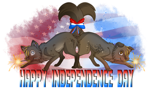 Have a Great 4th! by Eveeoni
