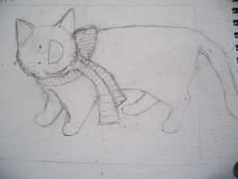 Special Cat- Not Finished by flourpie