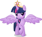 princess twilight by rainbownspeedash