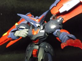 Master Gundam repaired and back to fight by forever-at-peace
