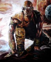 riddick by FDupain