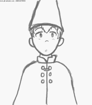 Neutral Wirt (Over the garden wall) by Heart-The-Legend