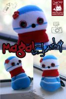 Magal the Educated Slouchy by cleody