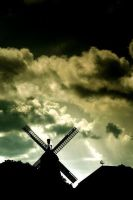 The Windmill by Malleni
