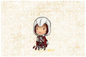 ezio by Azu-graph