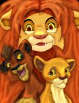 The Lion King 2: Simba's Pride by MikaSono