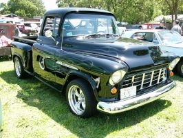 Chevrolet Hottie Truck by RoadTripDog