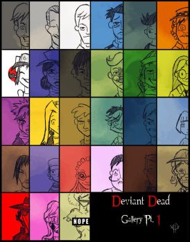 Deviant Dead Gallery by Phantosanucca