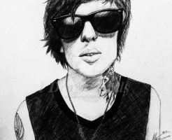Alan Ashby-Shades by I-Draw-Bands