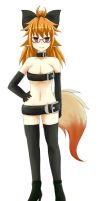 Foxgirl by patinum