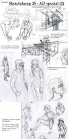 Sketchdump 35 - AD Special 2 by Laitma