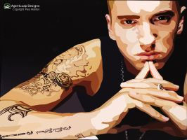 The Real Slim Shady by agentluap